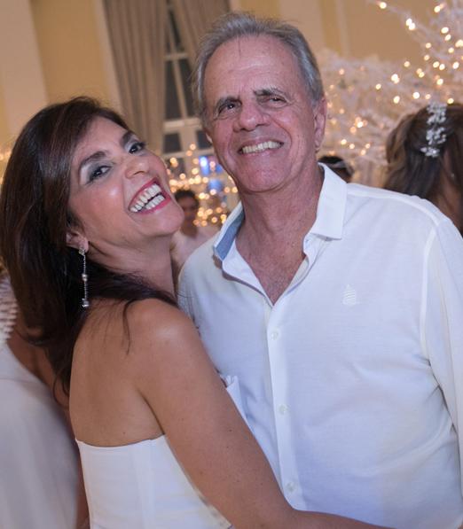 Ana Cristina Villaça e Fabio Nahoum