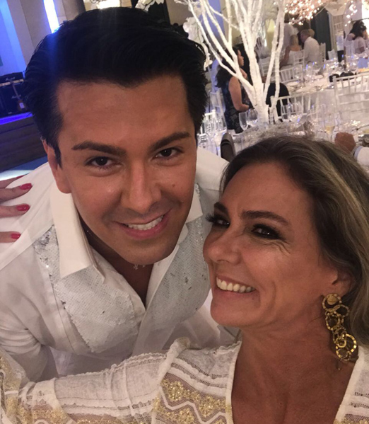 André Ramos e Márcia Veríssimo