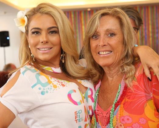 Ariadne Coelho e Giovanna Deodato