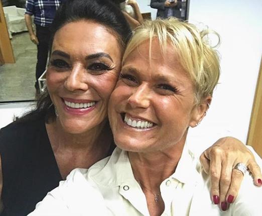 Beth Szafir e Xuxa