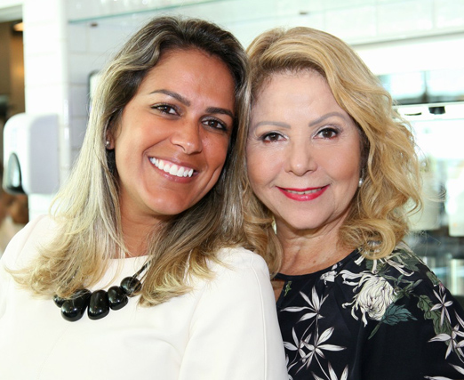 Bia Bottini e Catia Garrido