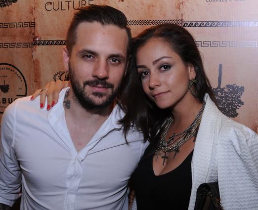 Bruno Acioli e Giovanna Carnetti