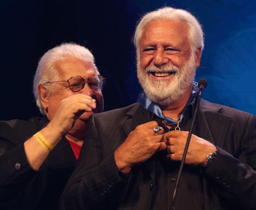 Carlos Alberto Serpa e Antonio Fagundes