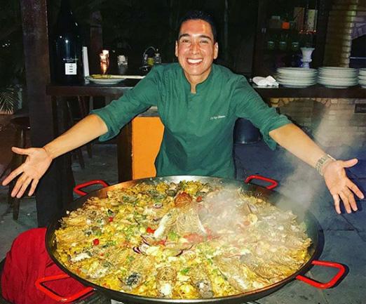 Chef Hugo Oliveira