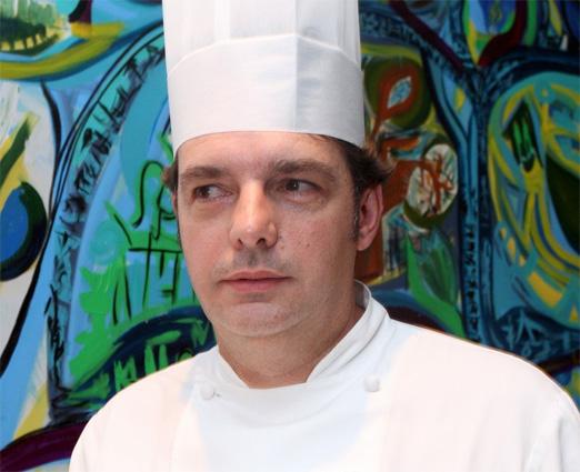 Chef Jérôme Dardillac