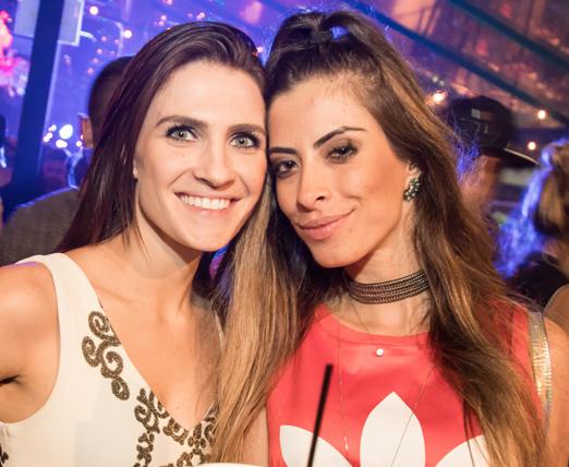 Claudia Moreira e Natalia Vizza