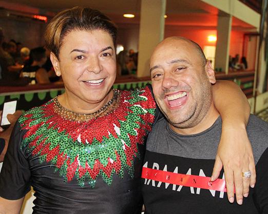 David Brazil e Joãozinho King