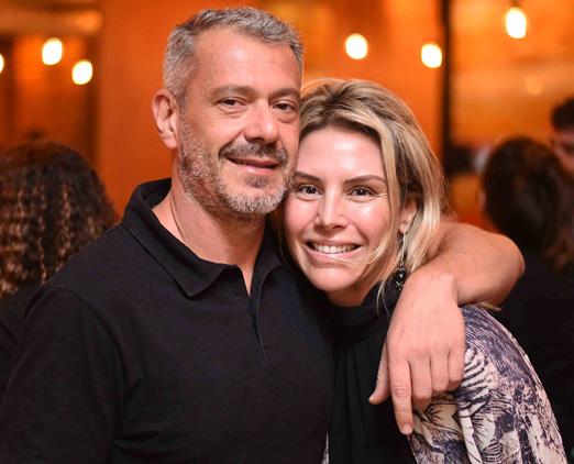 Gaetano e Daniela Bastos