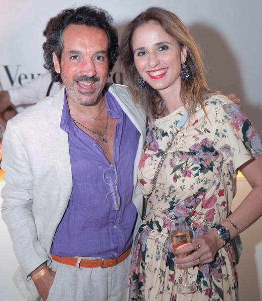 Irajá Carneiro e Ana Carolina Sá