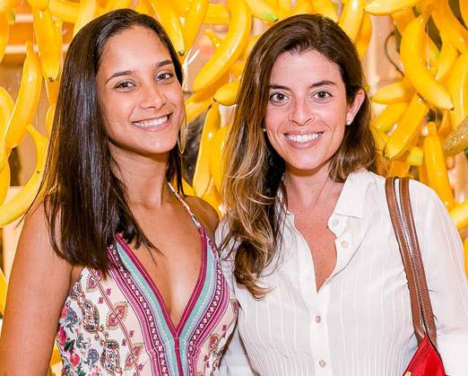 Jesssica Pereira e Luisa Sardinha