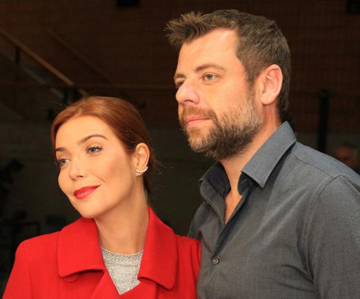 Luiza Possi e Cris Gomes