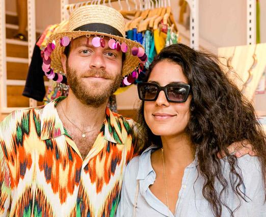 Raphael Tepedino e Julia Gastin