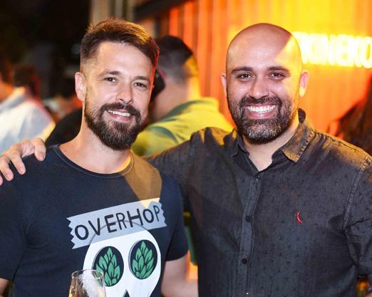 Rodrigo Barroso e Rodrigo Baruffaldi
