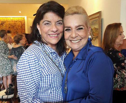 Rose May Addario e Vera Bangel