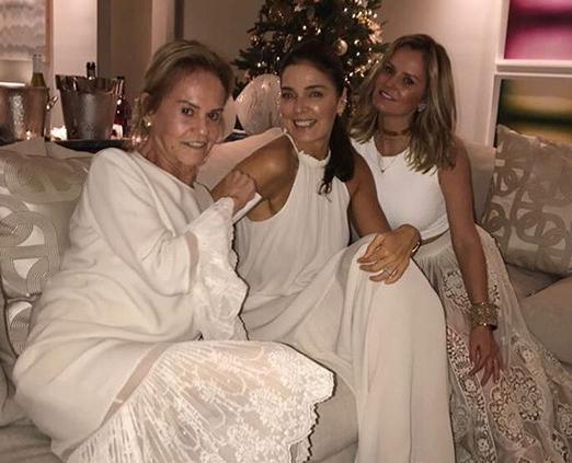 Sheila dos Mares Guia, Vanessa de Oliveira e Érika dos Mares Guia