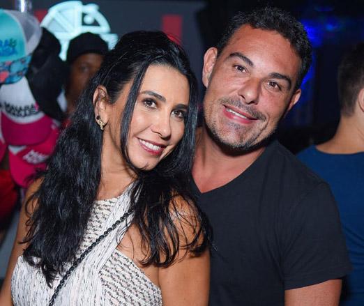 Silvana Bertolucci e Marcelo Frisoni