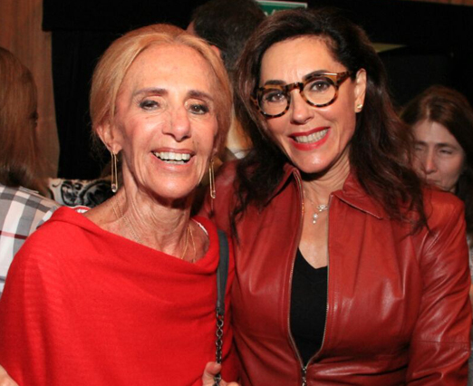 Vera Lafer e Christiane Torloni