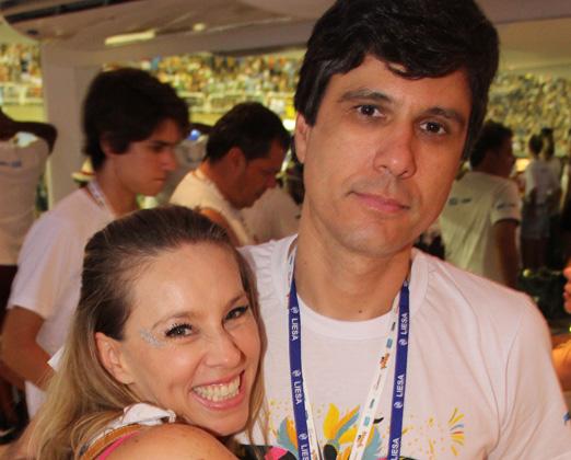 Alessandra e Bernardo Amaral