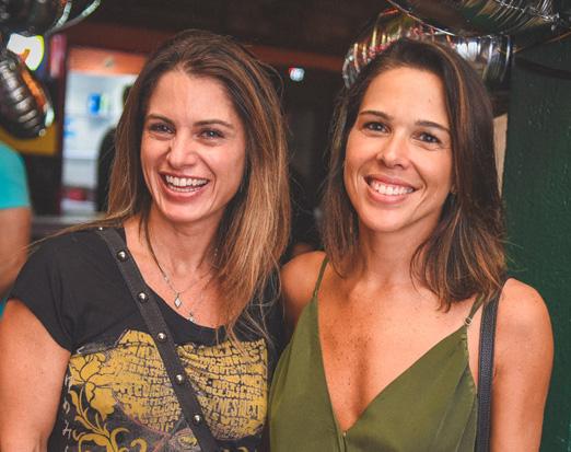 Alexandra Pain e Carolina Freixo