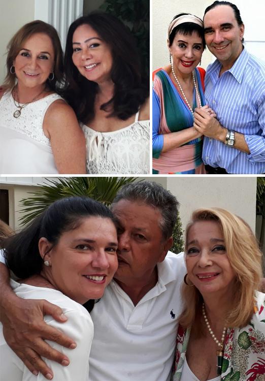 Aniversário de Rosângela de Oliveira