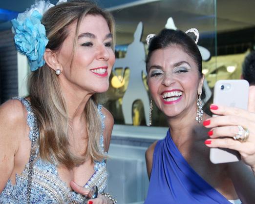 Bete Floris e Ana Cristina Villaça