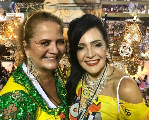 Camarote O Dia - Renata Fraga e Liliana Rodriguez