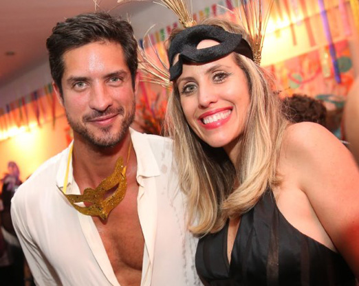 Diogo Bastos e Bruna Barros