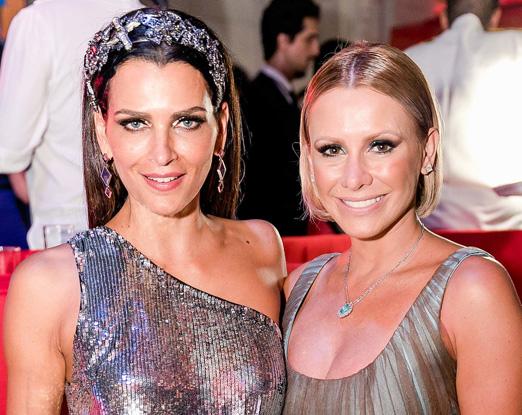Fernanda Motta e Monica Salgado
