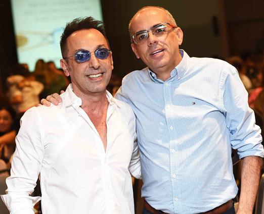 Francisco Bezerril e Gustavo Ribeiro