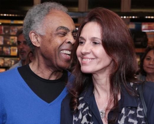 Gilberto Gil e Flora