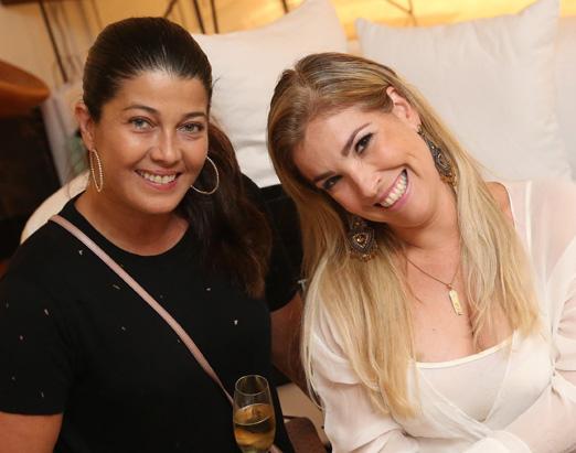 Livia Torres e Beatriz Venturi