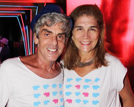 Manoel Thomaz Carneiro e Marcia Rodrigues