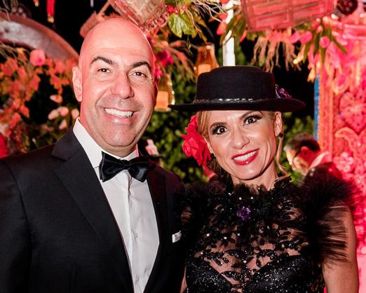 Marcelo Alves e Adriana