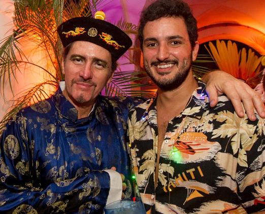 Marcus Wagner e Eduardo Sá