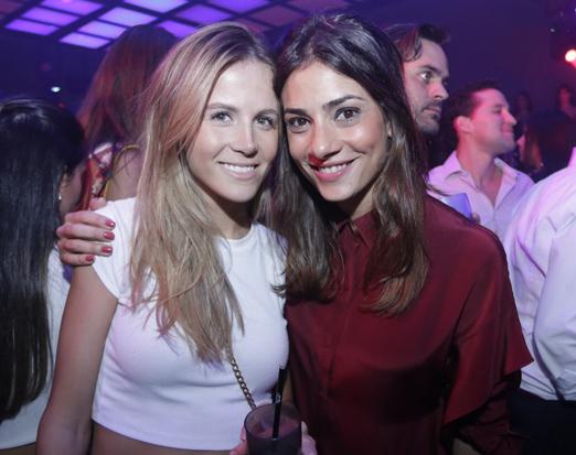 Marina Goldfarb e Marina Diniz