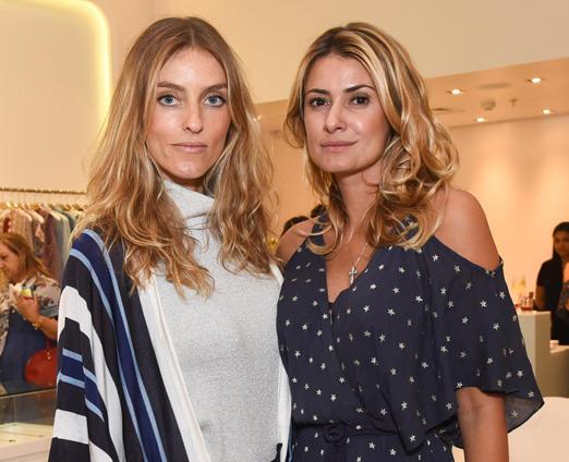 Marina Sanvicente e Priscila Borgonovi