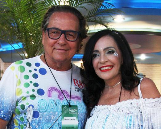 Nestor Rocha e Liliana Rodriguez