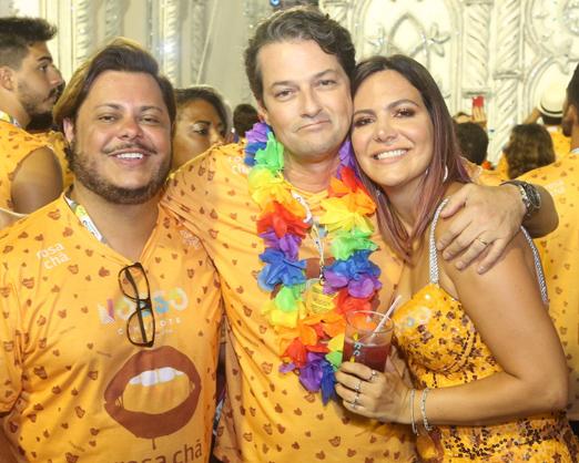Nosso Camarote - Marcus Majella, Marcelo Serrado e Carol Sampaio