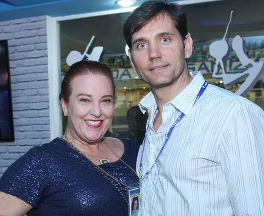 Priscilla Levinsohn e Emerson Marietto