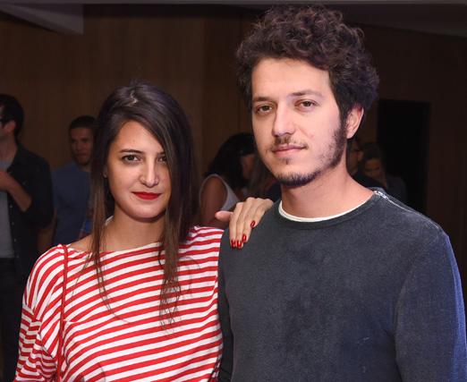 Rachel Mancini e Rafael Varanda