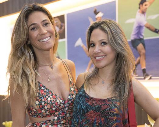 Simone Cavaliere e Alessandra Amaral