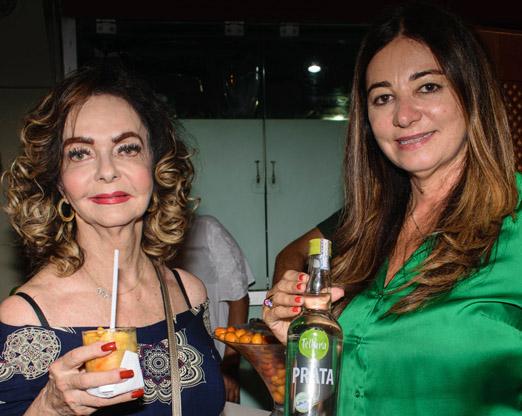 Vera Loyola e Hosana Pereira
