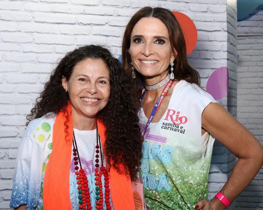Yara Figueiredo e Andrea Natal