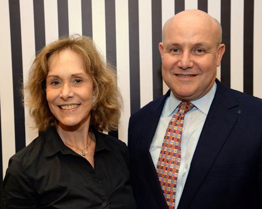 Adriana Fernandes e Paulo Muller