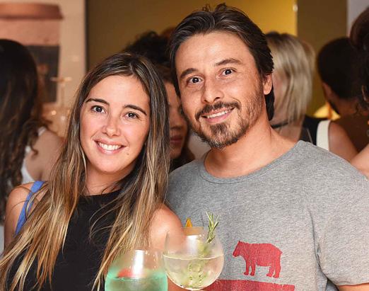 Andrea Bevilaqua e Alexandre Montenegro
