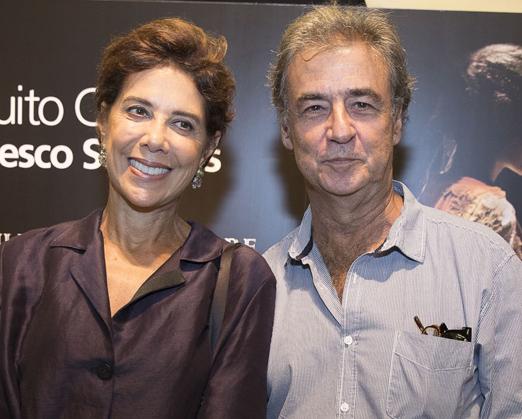 Angela Vieira e Miguel Paiva