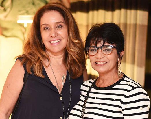 Anna Malta e Emmilia Dias Cardoso