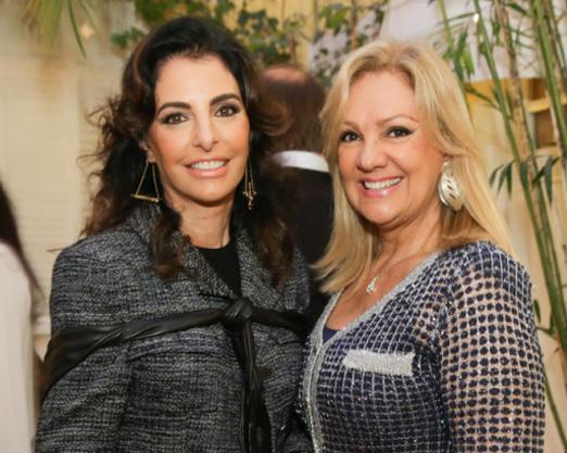 Antonia Frering e Alda Soares