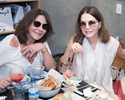 Cristina Almeida e Patricia Mayer