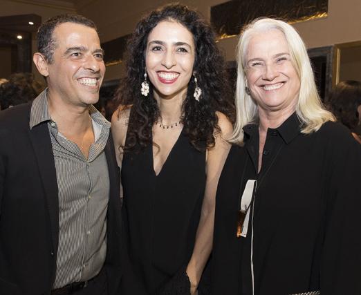 Gustavo Gasparani, Marisa Monte e Vera Holtz
